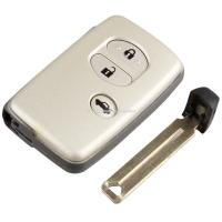 Ключ Toyota Camry B53EA 3 кнопки, 6B Pg1-98, 433Mhz, на автомобили с 01.2009 по 08.2011, original