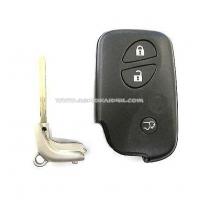 Lexus RX270, RX350, RX400, RX450H Original Smart ключ на 3 кнопки, для авто с 12.2008 - ... годов выпуска.