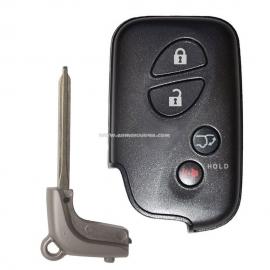 Lexus LX570 Original Smart ключ на 4 кнопки, для авто с 05.2008 - 08.2015 годов выпуска.