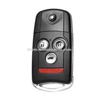 Ключ Acura 3 кнопки + 1 panic микросхема PCF7961 ID46 чип