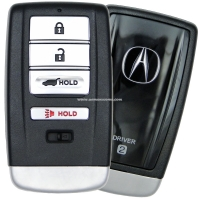 Acura MDX, RDX Smart Key 2014-2016 Driver 2, original