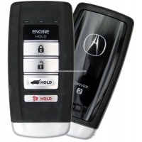 Acura MDX, RDX Smart Key 2016- Driver 2, original