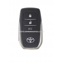 Ключ Toyota Land Cruiser 200, LC200 89904-60K80 3 кнопки с 10.2015 -, MDL BJ2EW, Toyota H chip Pg1: A8, 433Mhz, original