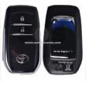 Ключ Toyota Hilux 2 кнопки, Tokai Rika BM1EW, Toyota H chip P1:39, 433Mhz, original