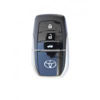 Ключ Toyota Camry 50 8990433660 BJ1EW Smartkey 3 кнопки, Toyota H chip P1: 88, на автомобили с 09.2014-