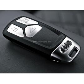 Audi Q7 Original Smart key 4M0.959.754.AJ с системой KEYLESS на 3 кнопки