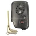 Lexus IS , F -series Original Smart ключ на 4 кнопки, для авто с 04.2011 - года выпуска.