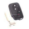 Lexus ES350, IS250, IS350, GS300, GS350, GS430, GS450h, GS460, LS460, LS600h Original Smart ключ на 4 кнопки, для авто с 11.20
