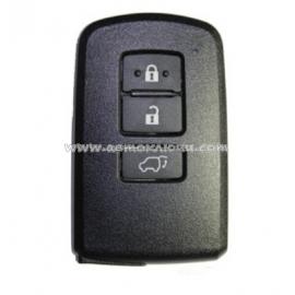 Ключ Toyota Rav4 BA2EQ 3 кнопки, Toyota H chip P1:88. Для рынка Европы, на автомобили с 07.2012 - , original