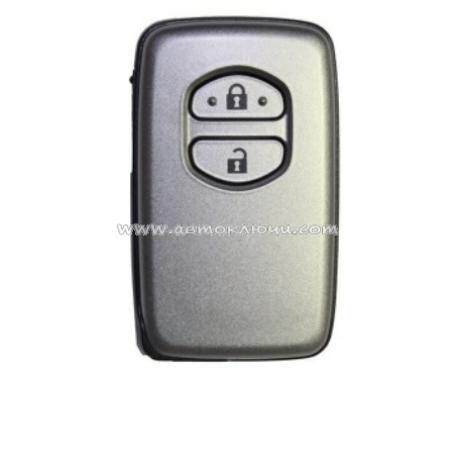 Smart ключ Toyota Land Cruiser Prado 150 на 2 кнопки , с 08.2009 - 06.2015, original