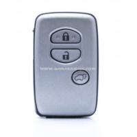 Ключ Toyota Land Cruiser 200, LC200 с 03.2011 - 08.2015, Smart Key B77EA 6B P1:98 3 кнопки, original