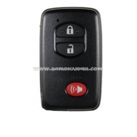 Smart ключ Toyota Land Cruiser 200 , RAV44 с 2010 - 2012, 89904-60770, original