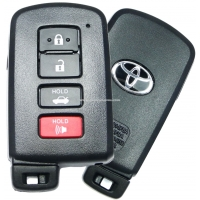 Смарт ключ Toyota Сamry,Avalon, Corolla 2014-,89904-06140, FCC ID: HYQ14FBA, USA, original