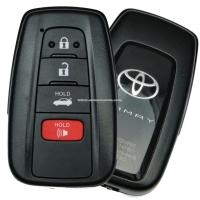Смарт ключ Toyota Сamry 2018-,89904-06220, FCC ID: HYQ14FBC, USA, original