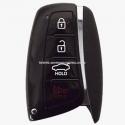 Ключ Smart для Hyundai Azera 2015-2016 на 4 кнопки