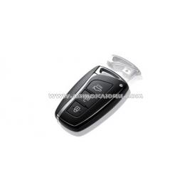 Ключ Smart Azera 2012 - 3 кнопки Toyota H Chip 433 Mhz