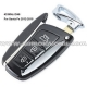 Ключ Hyundai Santa Fe/IX45 Smart Key 3 кнопки, id46(pcf7952), 433Mhz