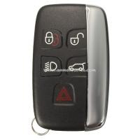 Ключ Land Rover Range Rover 2010 - 2018, 5 кнопок, id47(pcf7953), 434Mhz