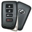 Смарт ключ Lexus RX 200T / 350 / 450 H на 4 кнопки