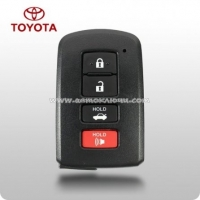 Toyota Avalon , Camry 50 Original Smart key на 4 кнопки.