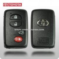 Smart Key Toyota Venza 14ACX, 315Mhz USA , Original, чип 6B Texas, PG1-98, 89904-0T060