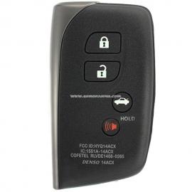 Lexus  LS - 460, 600L Original Smart ключ на 4 кнопки, для авто с 04.2011 -... годов выпуска.