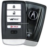 Acura MDX, RDX Smart Key 2014-2016 Driver 2, original