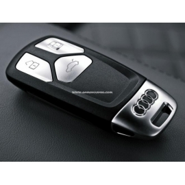 Audi Q7 Original Smart key 4M0.959.754.AJ с системой KEYLESS на 3 кнопки