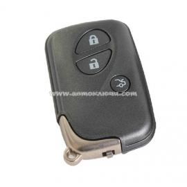Lexus  GS30, 350, 430, 460 Original Smart ключ на 3 кнопки, для авто с 01.2005 - 09.2008 годов выпуска.