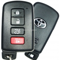 Смарт ключ Toyota Highlander 2014-,HYQ14FBA, 89904-0E121, USA, original
