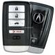 Acura TLX, ILX Smart Key 2018- Driver 2 FCC ID: KR5V21, original